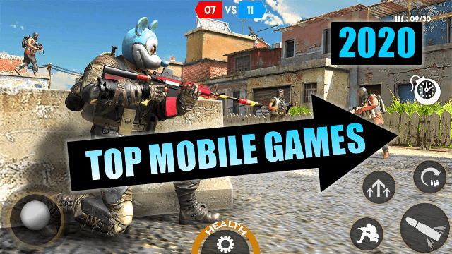 Mobile games free